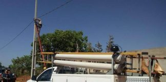Bairro Novo Cruzeiro recebe energia elétrica